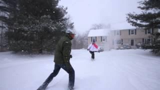 Solimar mostra um pouco da vida em Massachusetts