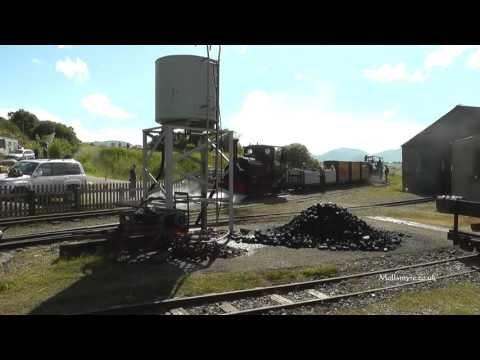 Threlkeld Quarry & Mining Museum Steam Gala 28 July 2013