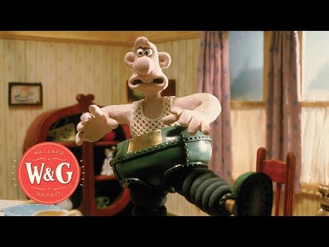 The Wrong Trousers - The Robbery - Wallace and Gromit thumbnail