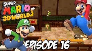Super Mario 3D World: Let's Fun | La classe à dallas | Episode 16 Thumbnail