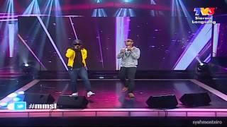 Black & RJ-Teman Pengganti (Semifinal Muzik Muzik)