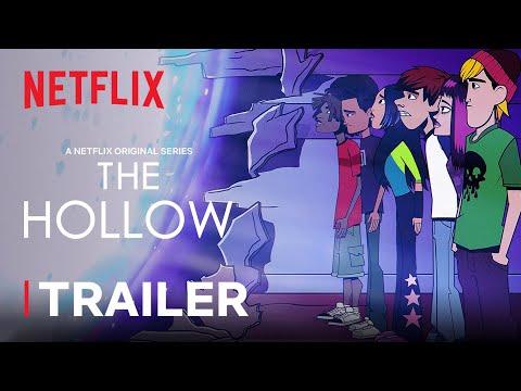 The Hollow Season 2 Trailer   Netflix Futures