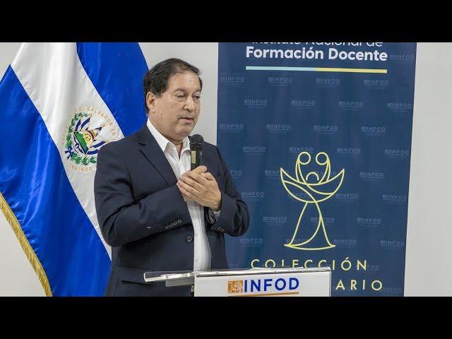 Presentación del volumen 2 de la Colección Bicentenario: «Siglo XX. Visión económica de El Salvador»