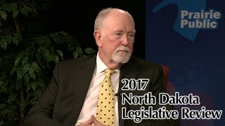 North Dakota Legislative Review 1701