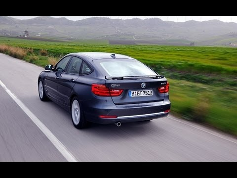 new bmw serie 3 gt 2013 first drive youtube. Black Bedroom Furniture Sets. Home Design Ideas