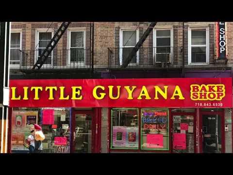 Liberty Avenue, Queens - Mini Guyana and Mini Trini