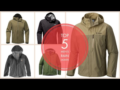 Best Men's rain jackets (2019)