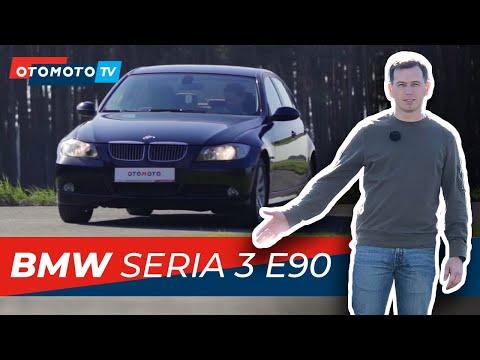 BMW Seria 3 E90 - godnie zastąpił E46? | Test OTOMOTO