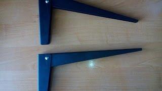 Раскладной Столик Своими Руками (специальный крепеж- механизм)