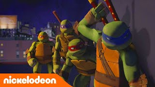 Черепашки-ниндзя | 1 сезон 4 серия | Nickelodeon Россия
