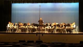 SCHS Concert MPA March 2015