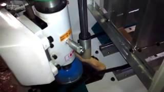 स्वत: लकड़ी लेने और sandलकड़ी के हैंडल मशीनing मशीनरी खराद उपकरण संभाल