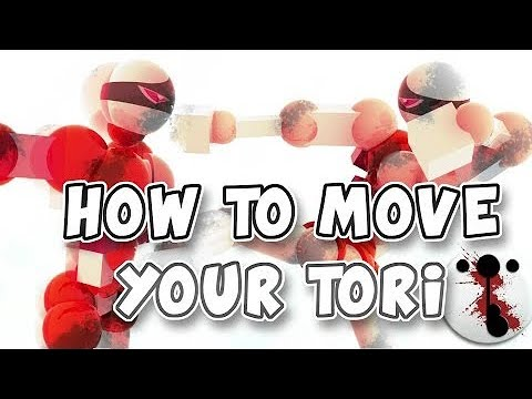 How To Play Toribash - HOW TO MOVE Your Joints!