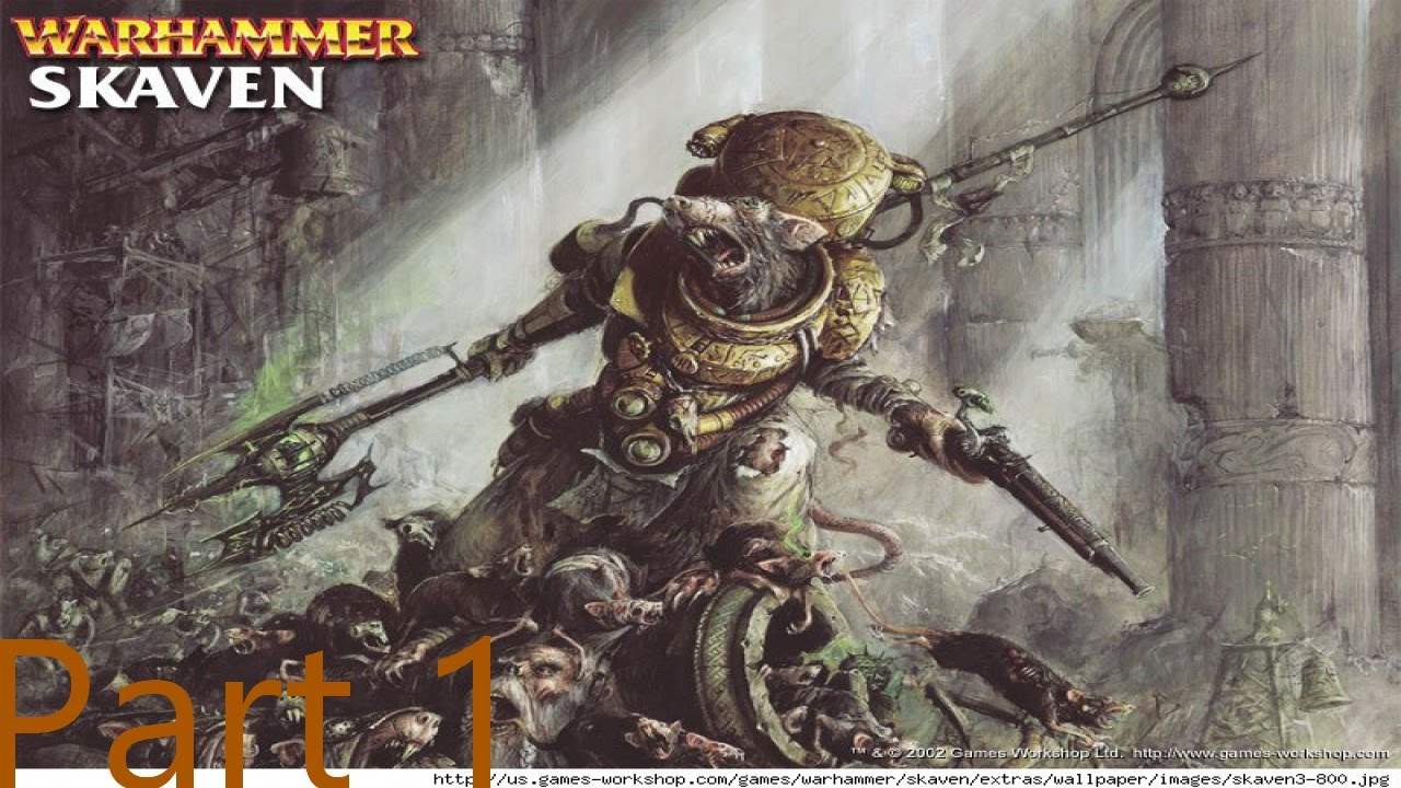 Skaven Army Book