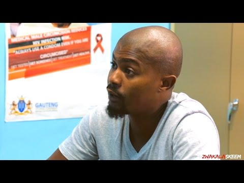 Actor Kagiso Modupe call on all men to get Circumcised