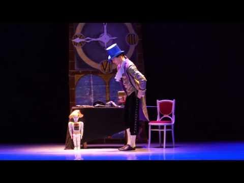 """Детский балет """"Щелкунчик"""". Дроссельмейер"""
