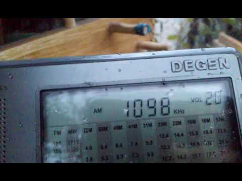 1098 kHz Radio Taiwan International