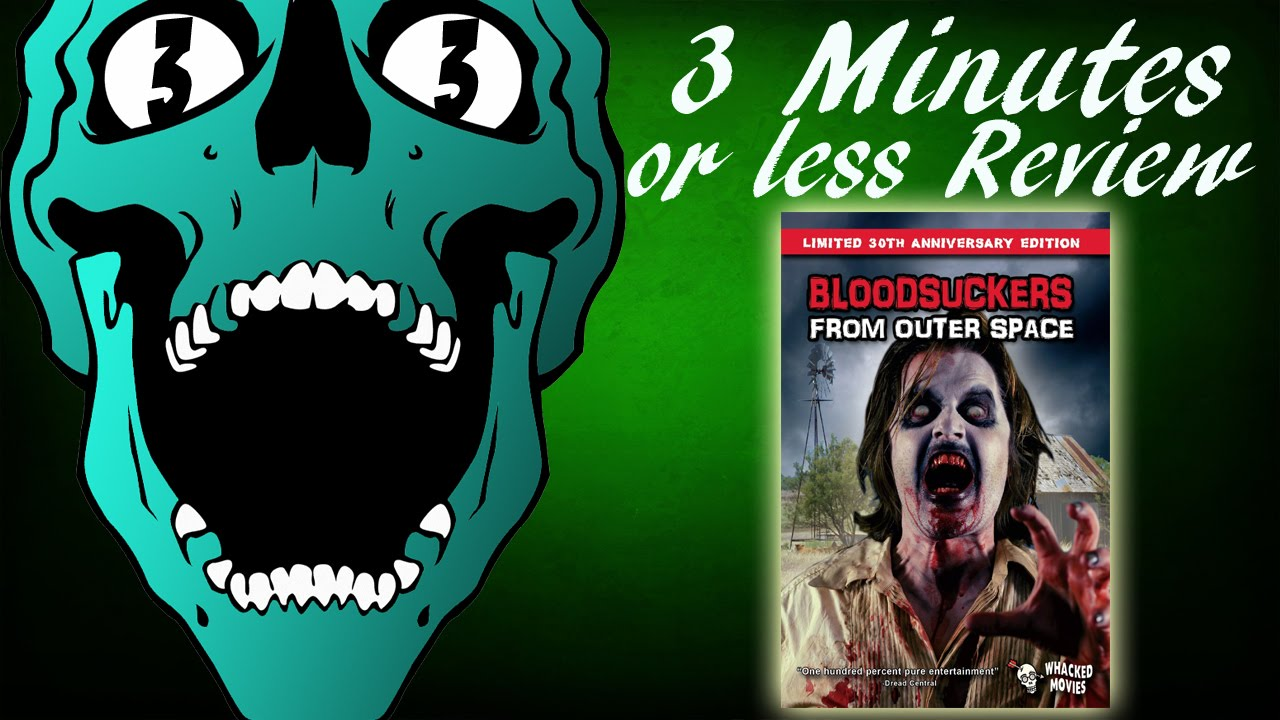 Download Chuck Reviews Bloodsuckers from Outer Space in 3 Minutes or Less