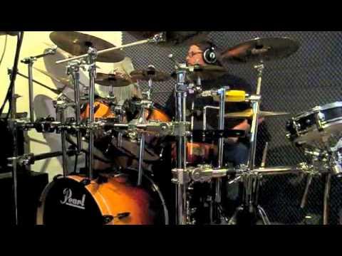 Drum Cover: Jon Regen - Let It Go