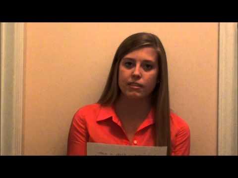 Communication Disorder Video 1