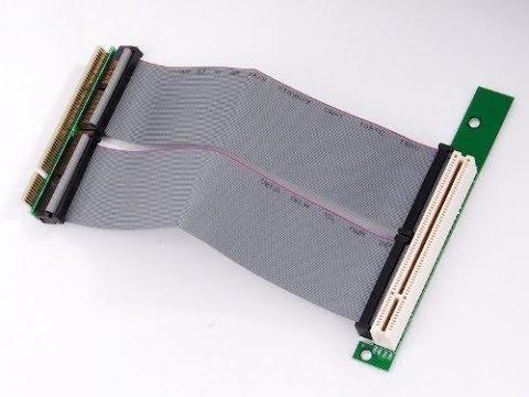 My Tinxi 1 Slot 32-Bit PCI Riser Card, Riser Card flexible 150mm Review