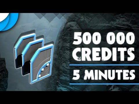 Best Credit Farm - 500k Credits in 5 Minutes! | Warframe 2018