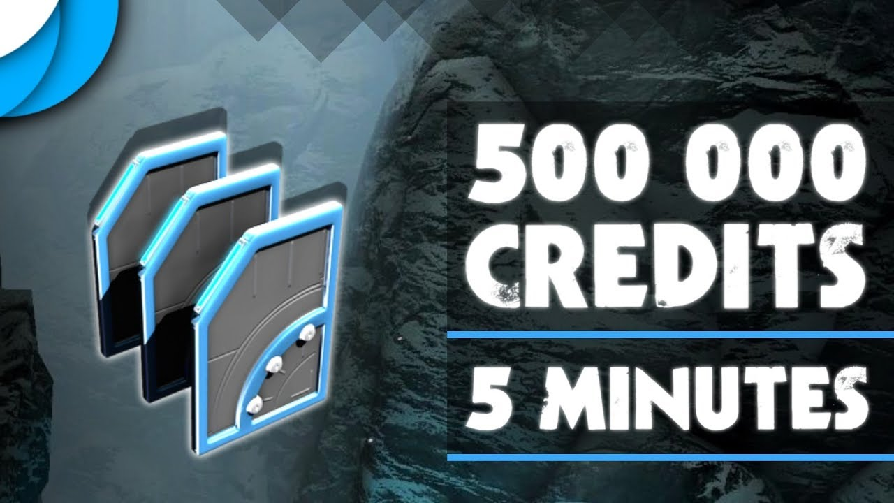 Best Credit Farm 500k Credits In 5 Minutes Warframe 2018 Youtube