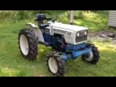 hqdefault mitsubishi satoh tractor s630 youtube