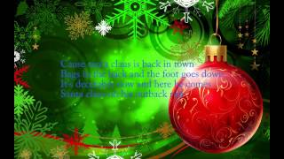 Santa Claus Is Back In Town- Lee Kernaghan- Lyrics