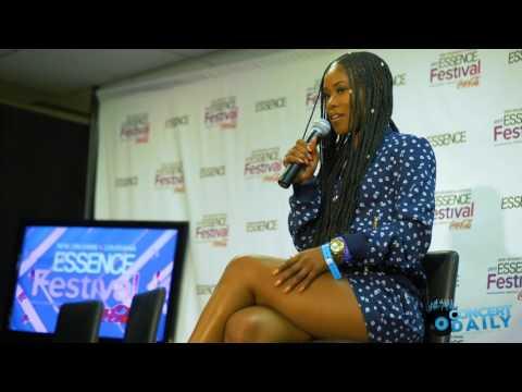 ESSENCE FEST: Jasmine Burke talks working as a filmmaker with Clark Atlanta University