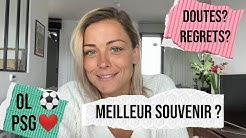 JE REPONDS A VOS QUESTIONS : MA CARRIERE 🤗⚽️ by LAURE BOULLEAU