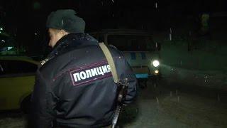 4.04.17 в Астрахани преступники расстреляли полицейских ДПС, двое полицейских убиты