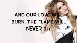 Ella Henderson Glow Lyrics