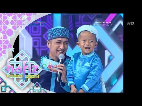 HAFIZ INDONESIA 2018 - Battle 1vs1 Sambung Ayat Rohman Dan Ahmad [15 Mei 2018]