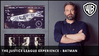 The Justice League Experience - Batman
