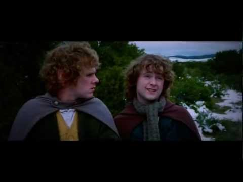 Funniest scenes in LOTR Fellowship of the Ring ^_^