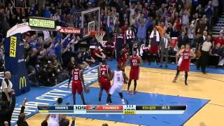NBA 2013-14 Season Oklahoma City Thunder Top 10 Plays