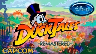 DuckTales: Remastered (2013) longplay (PC).