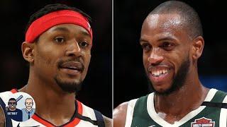 Bucks vs. Wizards recap: Khris Middleton drops 40 points, Bradley Beal scores 55