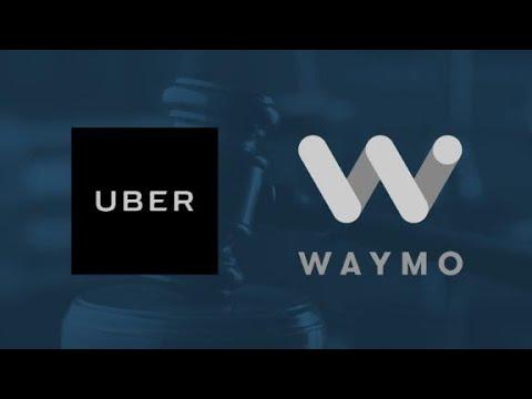 A look at Uber and Waymo