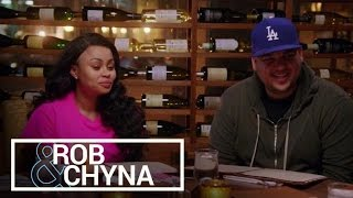 Rob & Chyna | Blac Chyna's Mom Makes Dinner Awkward | E!