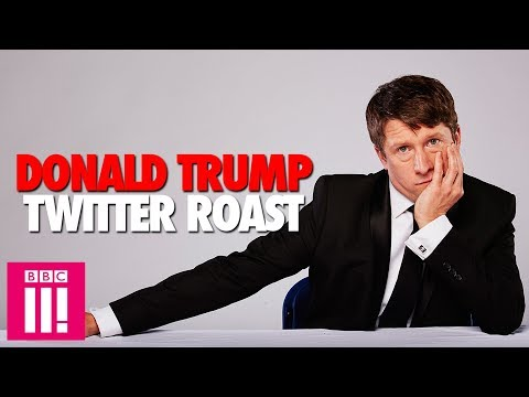 Donald Trump's Twitter Gets Roasted By Jonathan Pie
