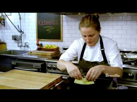 Breville Presents Kedgeree -
