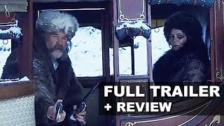 The Hateful Eight Official Teaser Trailer + Trailer Review : Beyond The Trailer