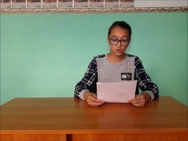 Изображение предпросмотра прочтения – АлинаКалугина читает произведение «Враг и друг» И.С.Тургенева