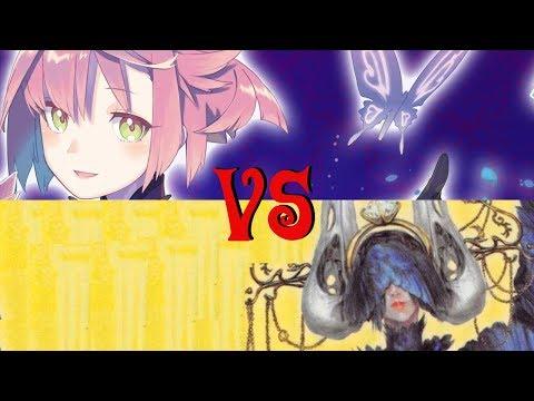 Caster Chronicles Match: P/R Garden vs Y/O Orb Control