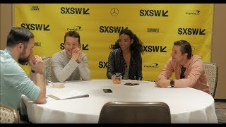 UPGRADE Interview - Leigh Whannell, Betty Gabriel & Logan Marshall-Green