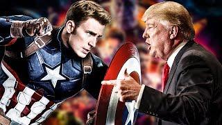 Captain America DESTROYS Trump-Loving Fox News Host On Twitter