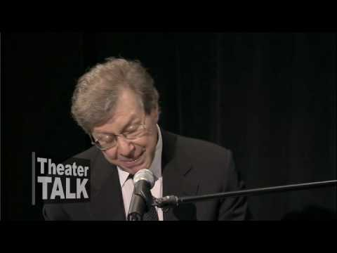 "Composer MAURY YESTON Sings NINE on ""Theater Talk"""