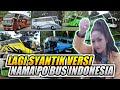 LAGI SYANTIK VERSI NAMA PO BUS INDONESIA (COVER)